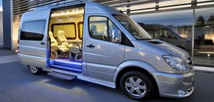 Luxus Van
